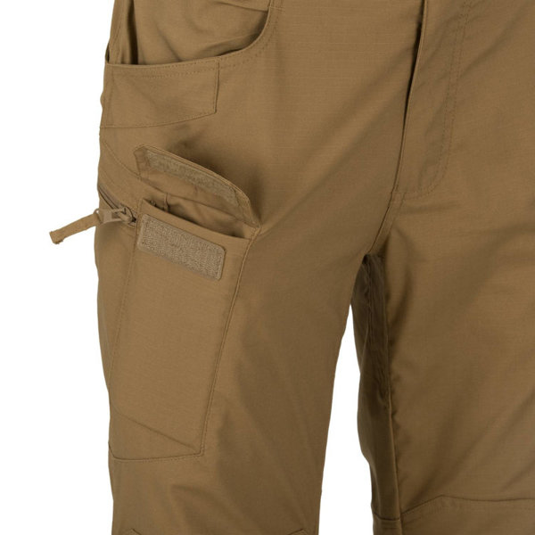 Spodnie Helikon-Tex UTP Urban Tactical Pant Mud Brown Ripstop