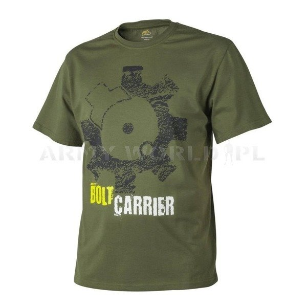 T-shirt Helikon-Tex Bolt Carrier U.S. Green Nowy