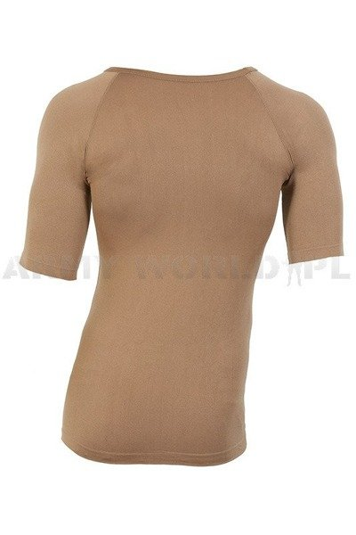 T-shirt SPORT Mil-tec Coyote Nowy