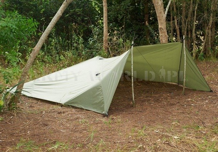 Tarp All Weather Shelter Snugpak 3x3m Oliv Nowy