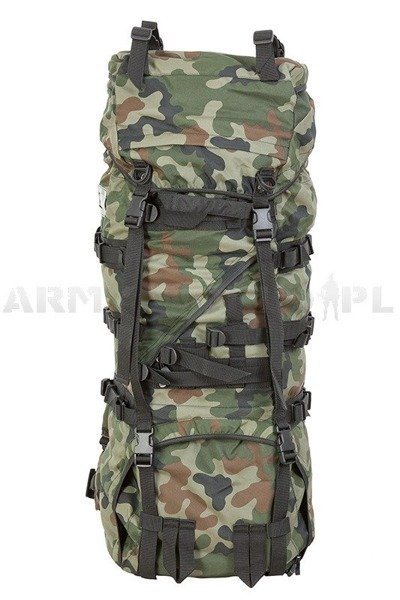 18919299e4a43 Plecak Wojskowy Polski - Zasobnik Piechoty Górskiej 987P MON PL Desert +  Plecak Patrolowy Oryginał Demobil