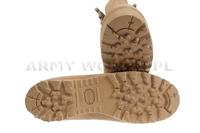 Military Desert Shoes ICWT Intermediate Cold/Wet Boot US Army With Insultation Original New
