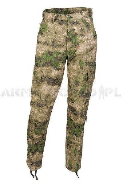 US Army Military Cargo Pants MANDRA Tan Camo US ACU Trousers All Sizes