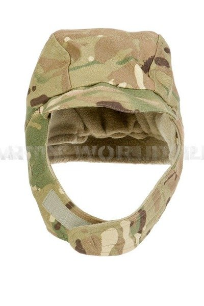 045a5bd7285a7 Military Waterproof British Ushanka Cap Cold Weather Goretex MTP Used