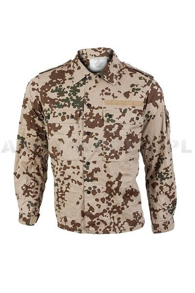 b0568f23 Desert Shirt Tropentarn / Wustentarn Military Bundeswehr Original New | MILITARY  CLOTHING \ Bluzy / Moro \ Tactical Shirts | Sklep ArmyWorld.pl