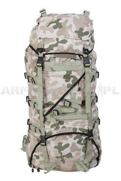 90e29c65b1c0a Plecak Wojskowy Polski - Zasobnik Piechoty Górskiej 987P MON PL Desert  Oryginał Demobil - BEZ PLECAKA MAŁEGO