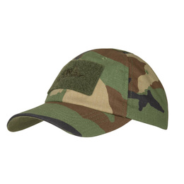 Baseball CAP Ripstop Helikon-Tex - Woodland- NEW