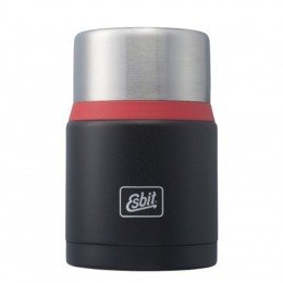 Food Jug PLUS Esbit Black / Red 0,75l  New