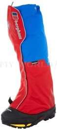 Overbooty Stuptuty Extrem Yeti Pro Berghaus Gore-Tex Red Nowe