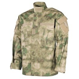 ACU Army Combat Uniform Shirt MFH  A-Tacs FG (HDT FG)  New