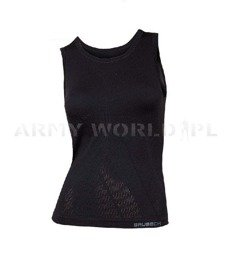 AERATE Sleaveless Top for Ladies BRUBECK Black SALE