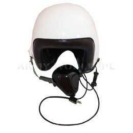 Air Craft Protective Helmet KIND With Radio Original Military Surplus New