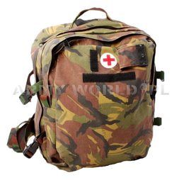 Backpack - First-aid Kit Military Dutch Original New