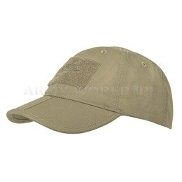 Baseball Cap Folding Helikon-Tex Coyote New