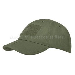 Baseball Cap Folding Helikon-Tex Olive Green New