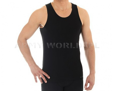 Basic Tank For Men Brubeck Black SALE
