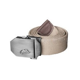 Belt LOGO HELIKON-TEX  with metal buckle  - Beige