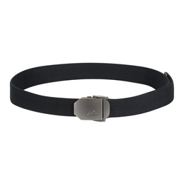 Belt LOGO HELIKON-TEX  with metal bucle black