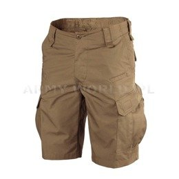 Bermuda pants CPU Helikon-tex Ripstop Coyote military shorts new