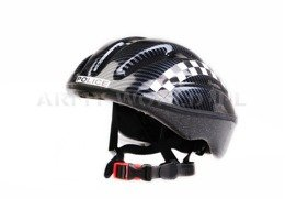Bicycle Helmet ALLROUND Black Original Used