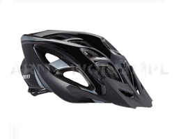 Bicycle Helmet  BHE-34 ELBRUS Black Original New