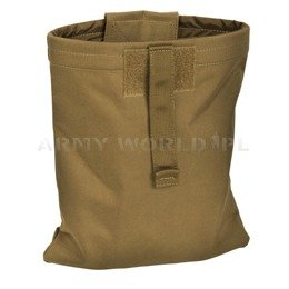 Brass Roll Pouch Cordura U.04 Helikon-tex Coyote New