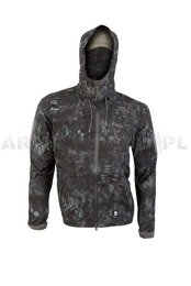 Breatheable Jacket Hardshell Mandra Night Mil-tec New