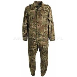 British Army AFV Crewman Coveralls MTP Military Surplus New