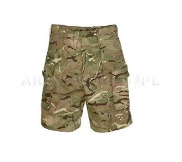 British Army Bermuda Shorts MTP Original New