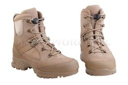 British Army Boots Combat High Liability Solution B Desert New II Quality