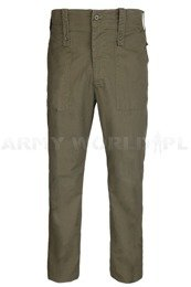 British Army Cargo Pants Lightweight Olive Genuine Military Surplus Used