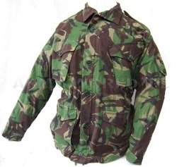 British Army Jacket SMOCK Combat DPM Woodland Original Used