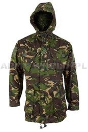 British Army Jacket SMOCK Windproof Nyco DPM Woodland Original New