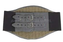 British Army Leather Motorcycle Kidney Belt Original Used