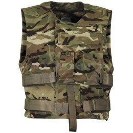 British Army Protective Tactical Vest MTP Cover-Combat-Weste Original New