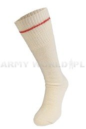 British Army Socks Extreme Cold Weather ECW White Original New
