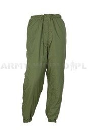 British Army Warmed Pants Softie Arctic Thermal Reversible Olive/Beige Original New
