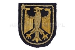 Bundeswehr Patch Military Surplus Used