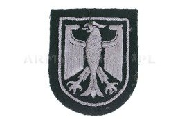 Bundeswehr Patch Olive Military Surplus Used