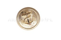 Button Of Navy Forces 21N Gold Military Surplus New