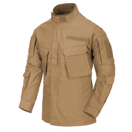 CPU SHIRT (Combat Patrol Uniform) Coyote Helikon-Tex Ripstop New