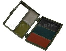 Camo Face Painting 5-colors Pentagon New