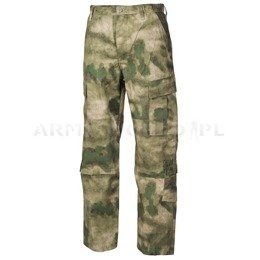 Cargo Pants  ACU Army Combat Uniform Mil-tec Camouflage Mil-Tacs FG Ripstop New