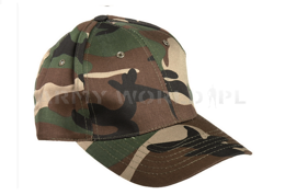 Children's Cap Woodland Mil-tec New