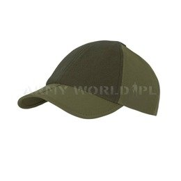Czapka Folding Outdoor Cap Helikon-Tex Olive Green