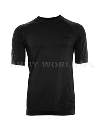 DYNAMIC OUTDOOR/ ACTIVITY FIT Seamless T-shirt for Ladies BRUBECK Black New SALE