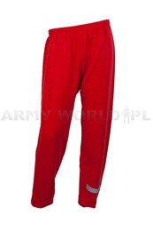 Danish Red Medical Sweatpants Original New