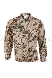 Desert Shirt Tropentarn / Wustentarn Bundeswehr Original Demobil Set of 10 pieces