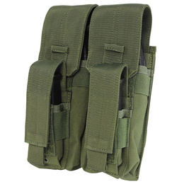 Double AK Kangaroo Mag Pouch Condor Olive Nowa