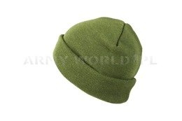 Dutch Army Beanie M2 Olive Genuine Military Surplus New